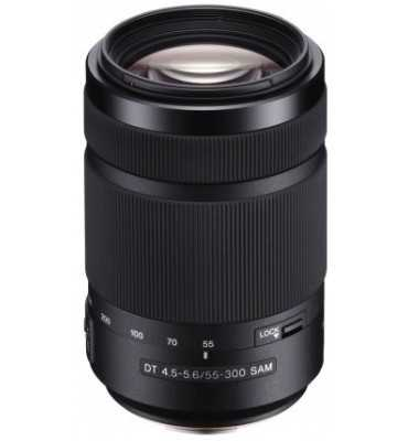 Sony SAL18135 camera lense