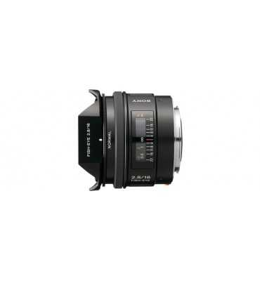 Sony SAL35F18 camera lense