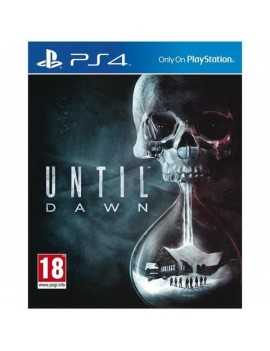 Sony Until Dawn, PS4 video game PlayStation 4 Basic English, Italian