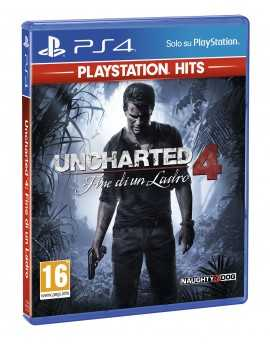 Sony Uncharted 4: A Thief's...