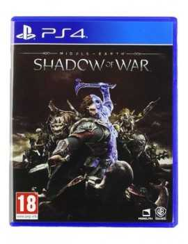 PS4 Middle Earth Shadow of...