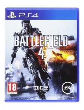 PS4 Battlefield 4 game