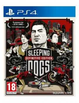 PS4 Sleeping Dogs...
