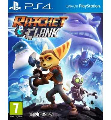 Sony Ratchet & Clank, PS4 video game PlayStation 4 Basic